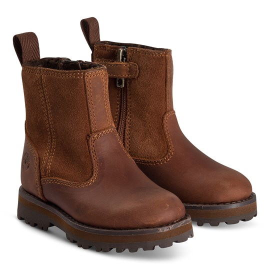 Timberland Couroma Kid Chelsea Boots Full Grain Brown GLAZED GINGER