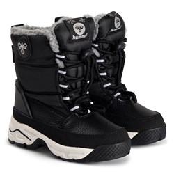 Hummel Low Boots Black