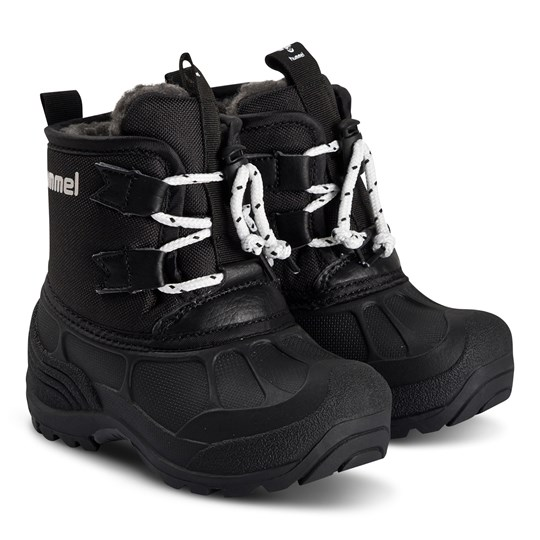 Hummel Icicle Low Boots Black Black