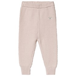 Livly Picot Pants Light Pink/Ivory Picot