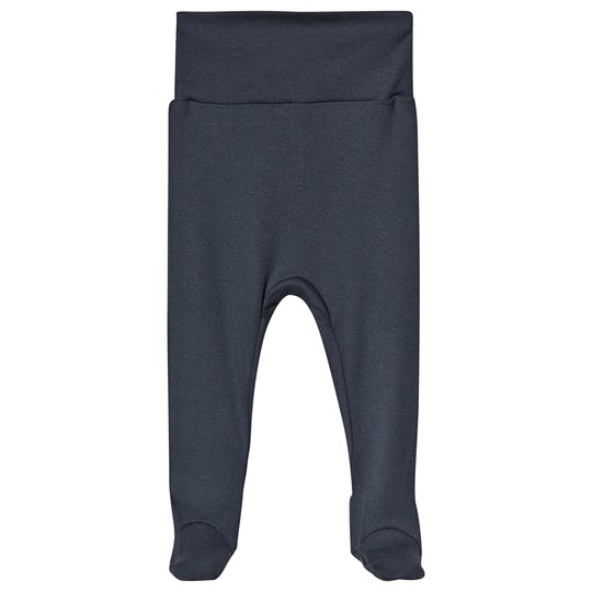 MarMar Copenhagen Pixa Footed Pants Blue Blue