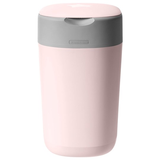 Tommee Tippee Sangenic Twist & Click Diaper Disposal Pale Pink Pink