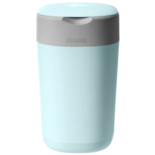 Tommee Tippee Sangenic Twist & Click Diaper Disposal Pale Blue Blue