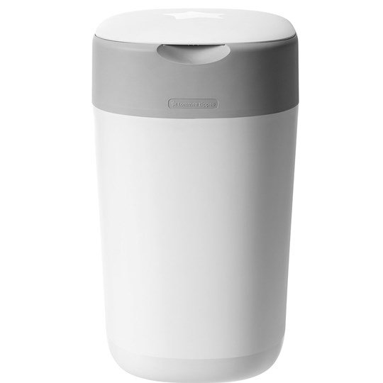 Tommee Tippee Sangenic Twist & Click Diaper Disposal White White