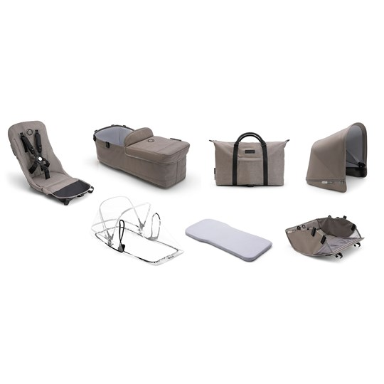 Bugaboo Donkey² Style Setti Complete Mineral Taupe Taupe