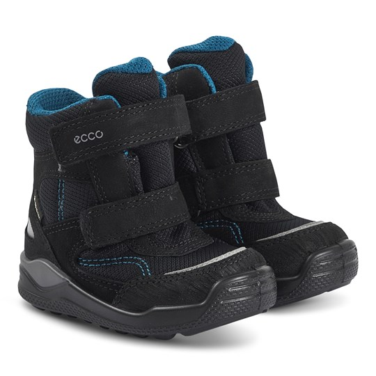 ECCO Urban Mini Støvler Sort Black/Black