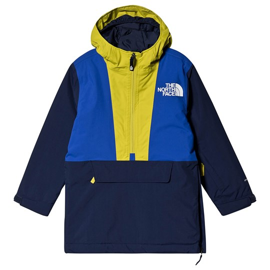 The North Face Freedom Skid Anorak Citronelle Green 1B0