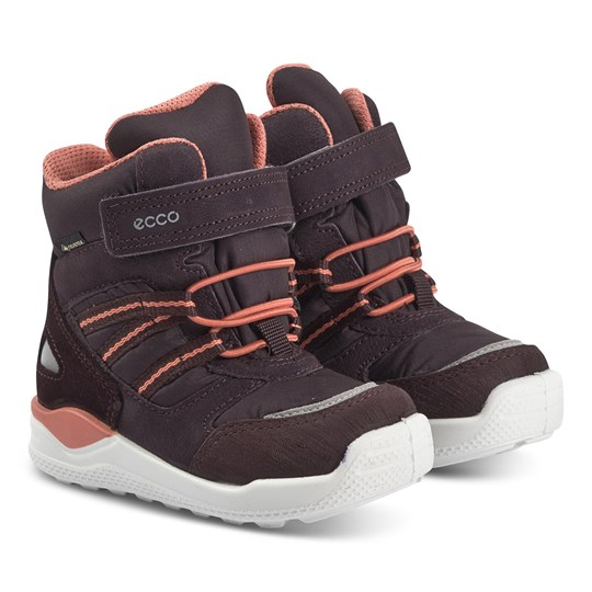 ECCO Urban Mini Kängor Fig Fig/Fig/Fig