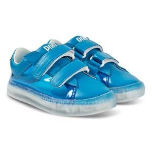 Image of Pop sko St Laurent EZ Sneakers Clear Blue 29 EU (1433877)