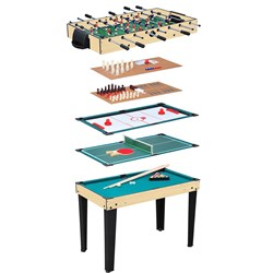 Best Time Toys Multi Game Table