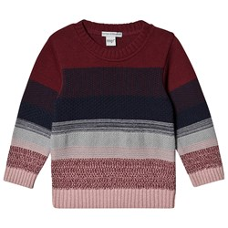 MP Sweater Dark Wine Red