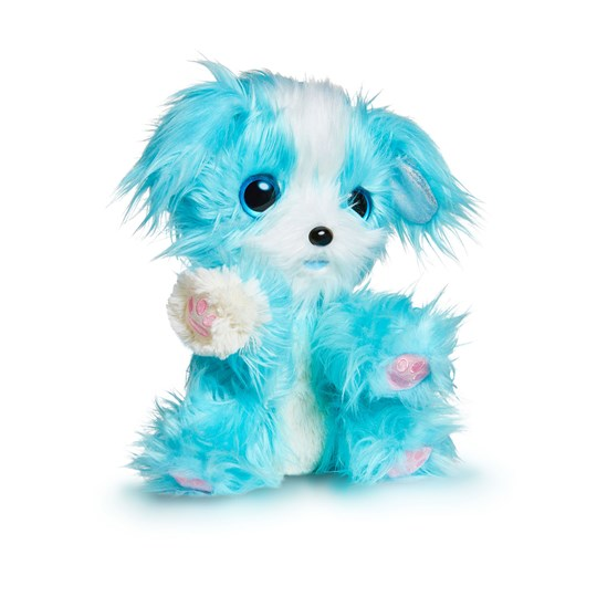 Scruff-a-Luvs My Real Rescue Electronic Blue