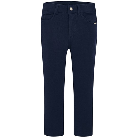 Mayoral Skinny Jeggings Marinblå 10