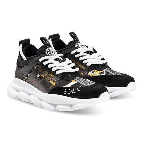 Baroque Chain Reaction Sneakers Black
