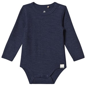 Image of Celavi Baby Body Wonder Wollies Navy 70 cm (6-7 mdr) (1444381)