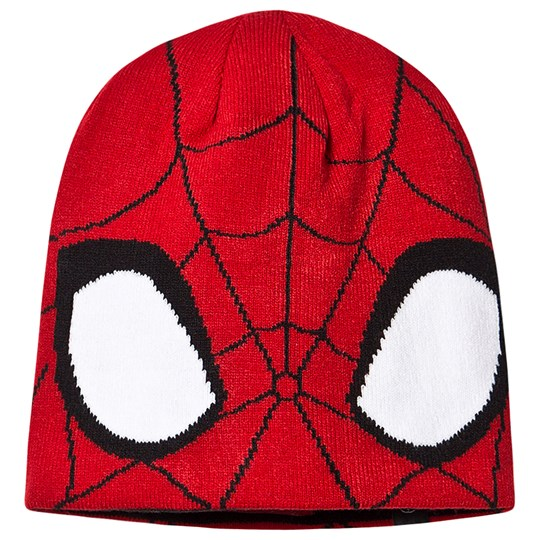 Fabric Flavours Spider-Man or Villain Reversible Hat Black/Red Black/red