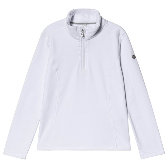 Poivre Blanc Micro Fleece Sweater White White