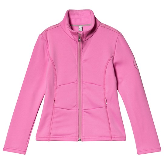 Poivre Blanc Stretch Mid Layer Top Fever Pink fever pink