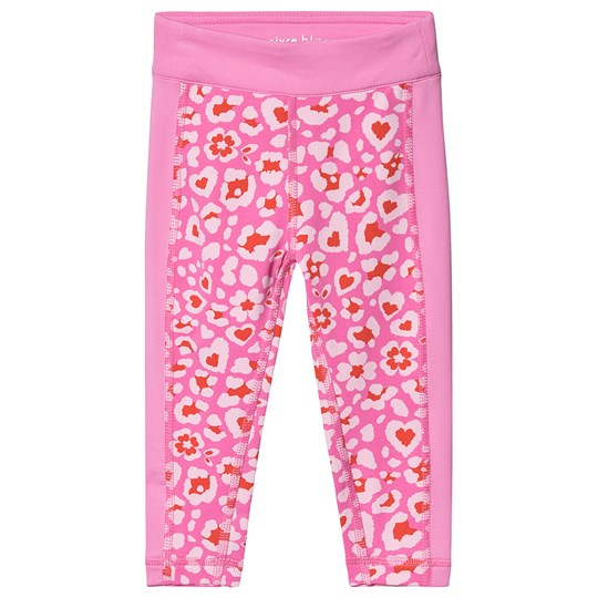 Poivre Blanc Technical Base Layer Pants Fever Heart feheart/pink