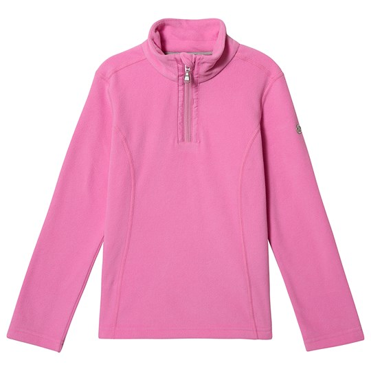 Poivre Blanc Micro Fleece Sweater Fever Pink fever pink