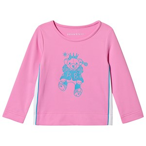 Image of Poivre Blanc Bjørne Baselayer Top Fever Pink 4 years (1487211)