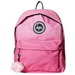 Hype Speckle Fade Backpack Pink