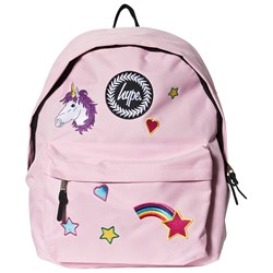 Hype Shooting Star Backpack Pink