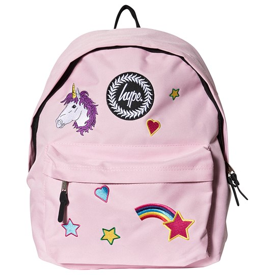 Hype Shooting Star Backpack Pink Pink