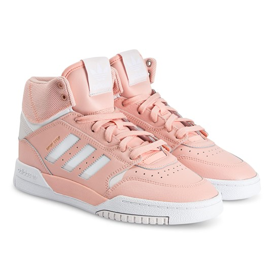 adidas Originals Drop Step Sneakers Pink glow pink/ORCHID TINT S18/ftwr white