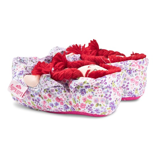 Lelli Kelly Dolly Slippers Red Ginger