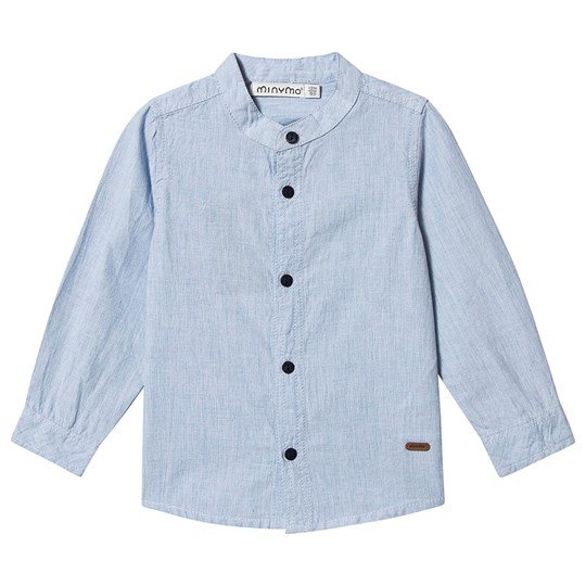Minymo Shirt Light Blue Light Blue As Cut