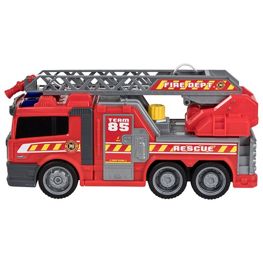 Dickie Toys Fire Fighter Red
