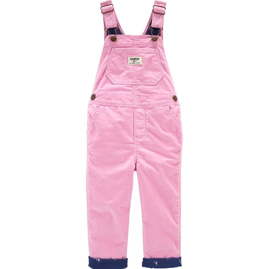 OshKosh Lined Overalls Lilac/Pink PINK (650)