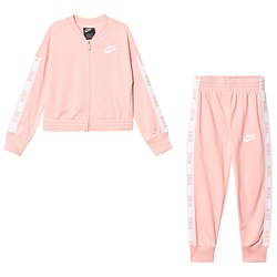 NIKE Tape Tricot Tracksuit Pink