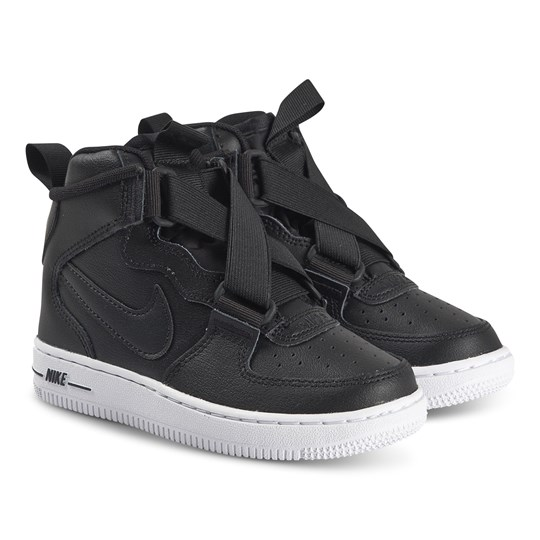NIKE Force 1 Highness Sneakers Svart 001