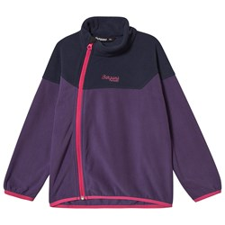 Bergans Ruffen Fleece Jacket Light Viola
