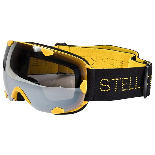 Stella McCartney Kids Branded Ski Goggles Black/Yellow 7112
