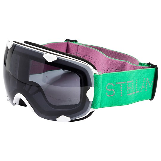 Stella McCartney Kids Branded Ski Goggles Green/Black 9321