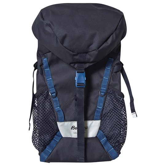 Bergans Lilletind Rolltop 18 Backpack Classic Blue Navy/ClassicBlue/CloudBlue