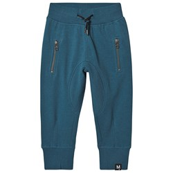 Molo Ashton Soft Pants Frozen Deep