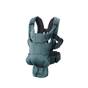 Image of Babybjörn Move Baby Bæresele Sage Green/3D Mesh One Size (1482508)