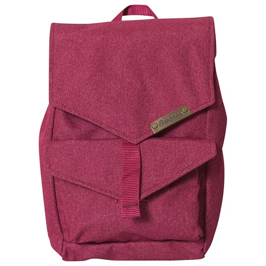 Bergans Velefjell 7 Backpack Beet Red Canvas BeetRed