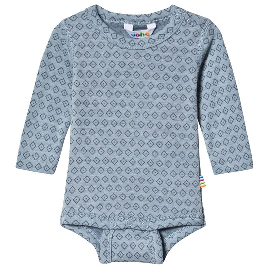 Joha Square Baby Body Blue Square