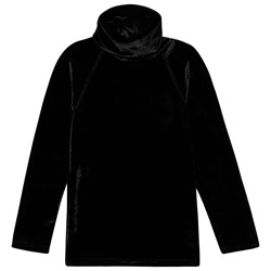 How To Kiss A Frog Polo Sweater Black