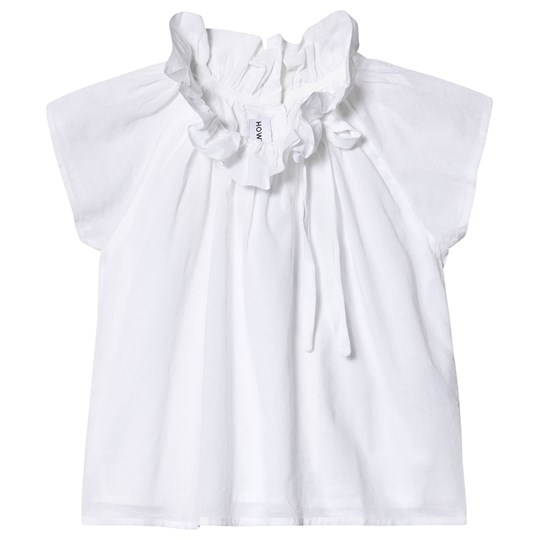 How To Kiss A Frog Rosie Top White White