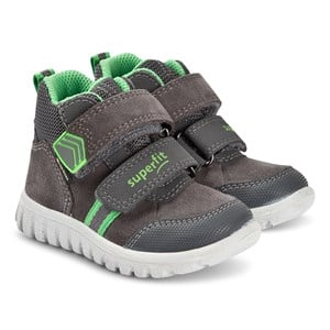 Image of Superfit Sport 7 Mini Green Sneakere Grey/Green 20 EU (1461713)