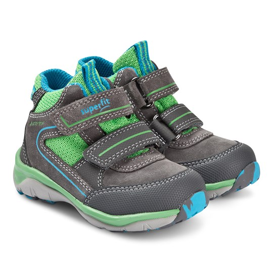 Superfit Sport5 Gore-Tex® Sneakers Grey/Green Grey/Green