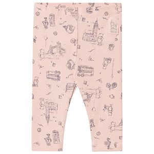 Image of Wheat Legging Winnie The Pooh Sky 74 cm (7-9 mdr) (1415231)