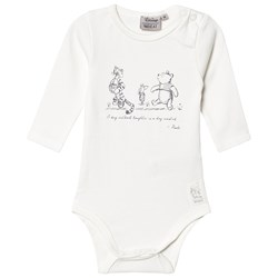 Wheat Baby Body Pooh Laughter Ivory
