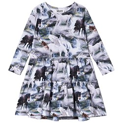 Molo Chia Dress Mythical Creatures